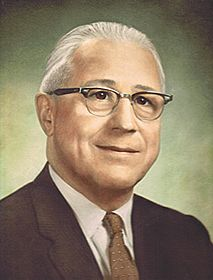 Founder of Plaxall, Louis H. Pfohl (1903-1986)
